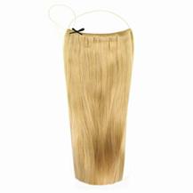 """18"""" 50g Human Hair Secret Hair Ash Blonde (#24)"""