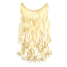 Body Wavy Synthetic Secret Hair White Blonde (#60)