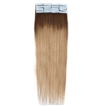 16 Inches #4/27 Tape In Ombre Human Hair Extensions