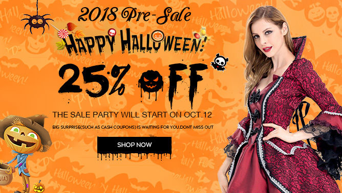 2018 Halloween Pre Sale with our Hair Extensions Canada