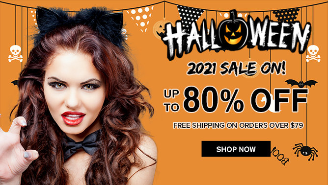 2021 Halloween Sale with our Hair Extensions Canada