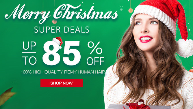 2018 Christmas Sale with our Hair Extensions Canada
