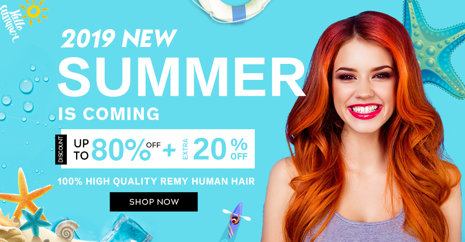 2019 hair extensions summer sale Canada