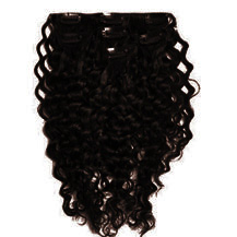 https://image.markethairextensions.ca/hair_images/Clip_In_Hair_Extension_Curly_1B_Product.jpg