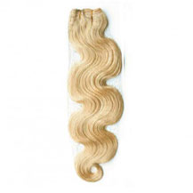 "18"" Bleach Blonde (#613) Body Wave Indian Remy Hair Wefts"