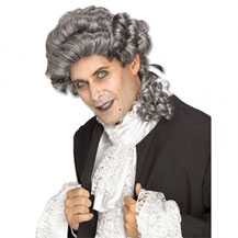 Men's Costume Wig For Party Curly