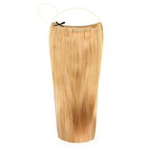 "20"" Human Hair Secret Hair Extensions Honey Blonde (#22)"