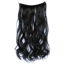 Body Wavy Synthetic Secret Hair Natural Black (#1b)