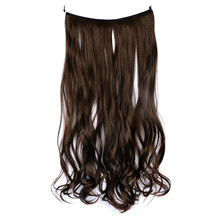 Body Wavy Synthetic Secret Hair Medium Brown (#4)
